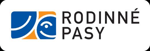 Rodinné pasy - logo