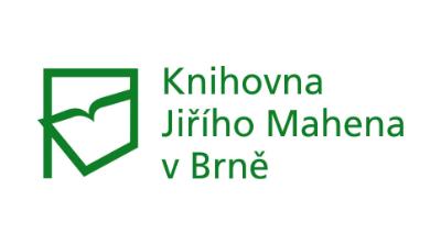 Knihovna Jiřího Mahena v Brně [logo]