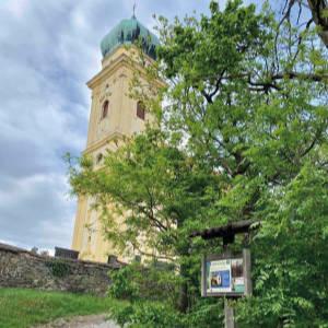 Vyškov - Kostel sv. Martina v Lulči