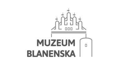 Muzeum Blanenska [logo]