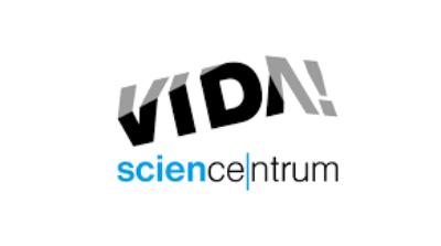 VIDA! science centrum [logo]