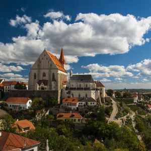 Znojmo - Centrum města Znojmo